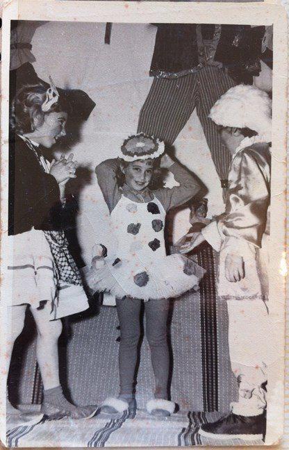 תמונת ילדות מפורים, גיל 6