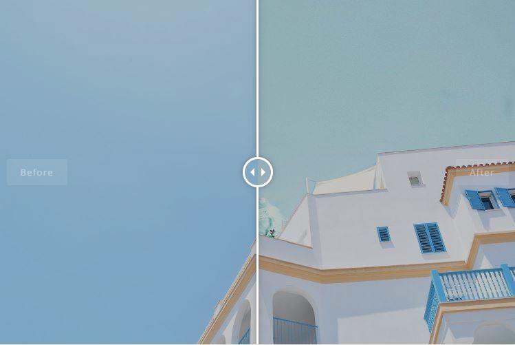לפני ואחרי, טריק מדליק