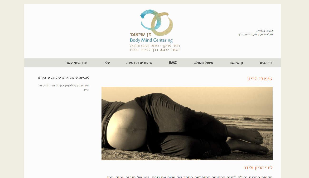 tamar-arkin-pregnancy