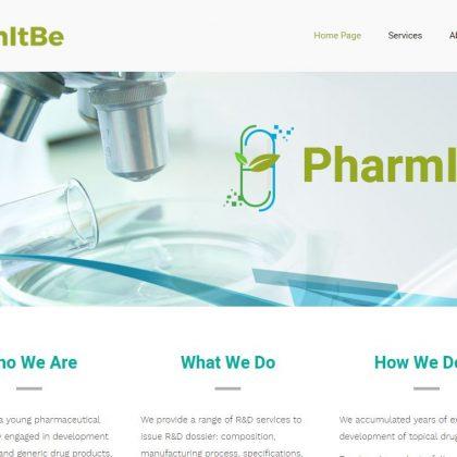 PharmItBe אתר מדוייק להפליא