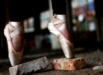 """""""כשהנעל מתאימה הרגל נשכחת"""""""